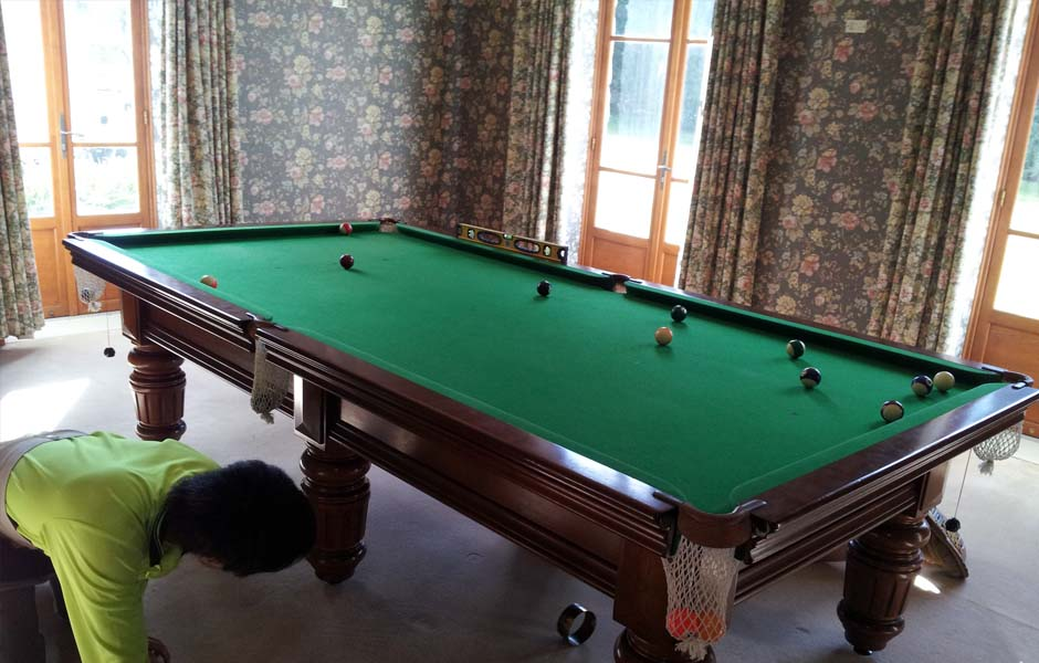 We Move Billiard Pool Table - How much is it to move a pool table