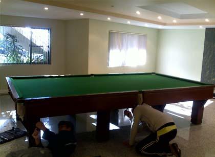 Sydney Billiard Pool Table Movers Photo Gallery